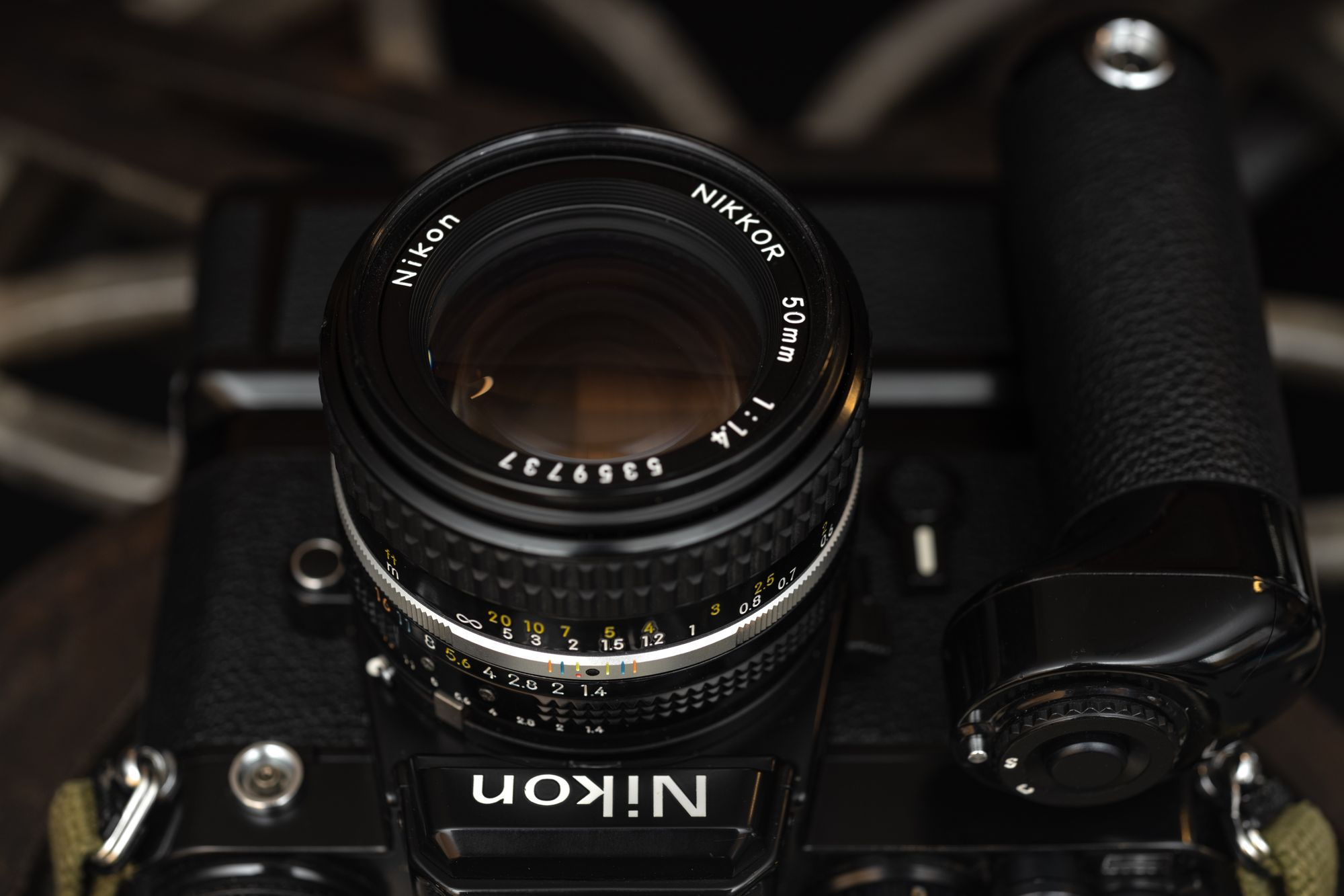 Back to the Basics: My Experiences With the Nikkor 50mm F/1.4 AI-s